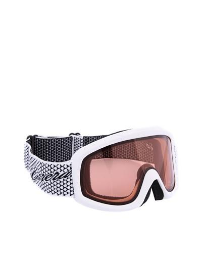 Carrera Máscara de esquí M00376 ADRENALYNE LADY WHITE MAT TEX LD