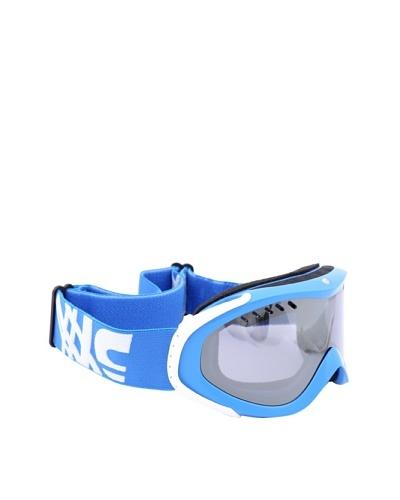 Carrera Máscara de Esquí M00351 CHIODO AIR BLUE CROSS SHINY 4O