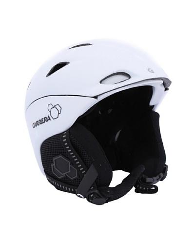 Carrera Casco de Esquí CA E00409 ZEPHYR WHITE MATTE blanco