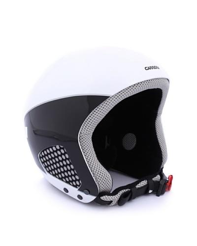 Carrera Casco de Esquí CA E00386 THUNDER 2.11 WHITE SHINY LOGO
