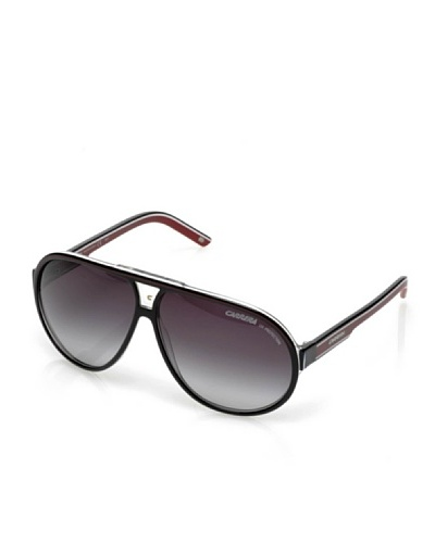 Carrera Gafas de Sol GRANDPRIX_1T4O/9O Negro / Rojo