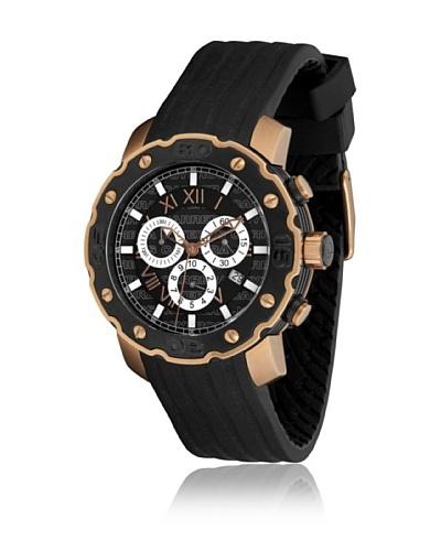 Carrera Reloj 87010 Negro