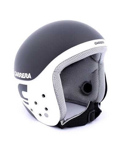 Carrera Casco de Esquí CA E00280 BULLET BLACK MATTE WH SH LOGO Negro / Blanco