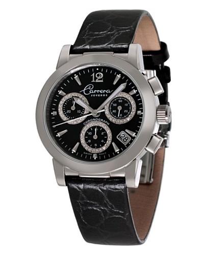 Carrera Reloj 76220 Negro