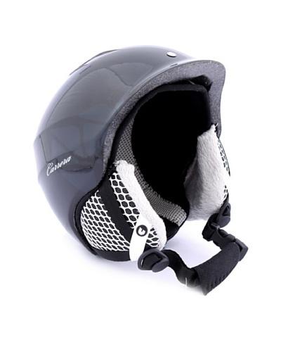 Carrera Casco de esquí CA E00392 C-LADY BLACK SHINY negro