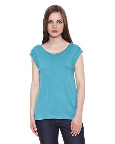 Carrera Jeans Camiseta Girocollo Azul