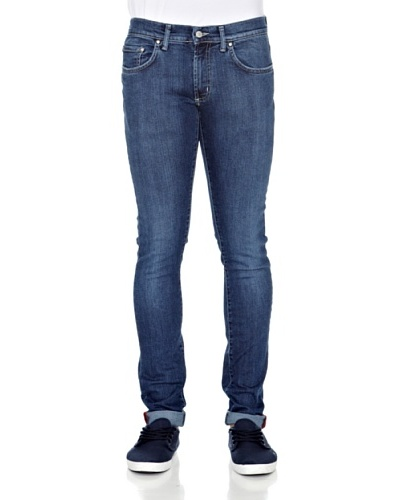 Carrera Jeans Pantalón Denim Stretch 12 Oz