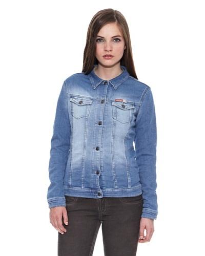 Carrera Jeans Cazadora Giubbino  Play Azul Lavado