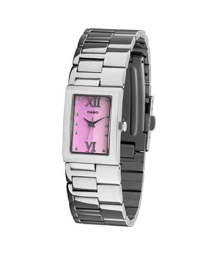 Casio LTP1316D4A - Reloj de Señora metálico Rosa