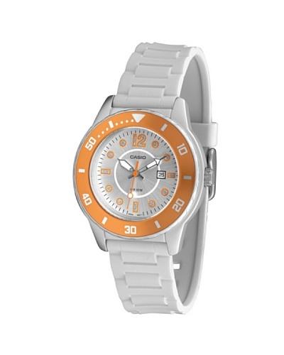 Casio LTP13304A2 - Reloj de Señora caucho Naranja