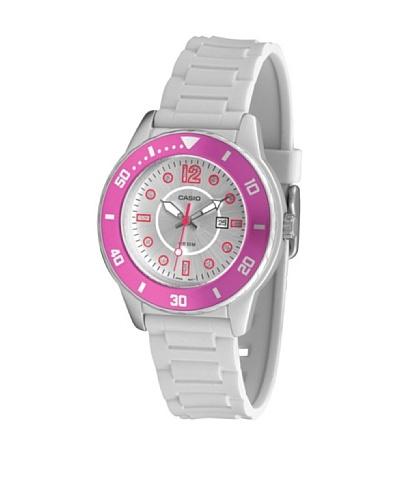 Casio LTP13304A1 - Reloj de Señora caucho Rosa