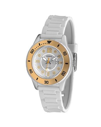 Casio LTP13309A - Reloj de Señora caucho Oro