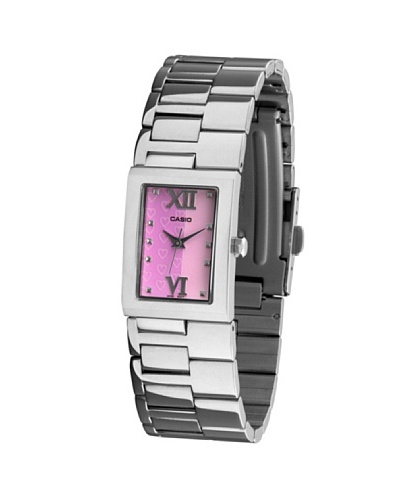 Casio LTP1316D6A - Reloj de Señora metálico Morado