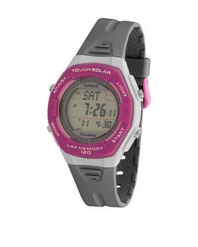 Casio LWS200H4A - Reloj de Señora caucho Rosa