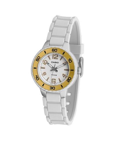 Casio LTP13317A - Reloj de Señora caucho Oro