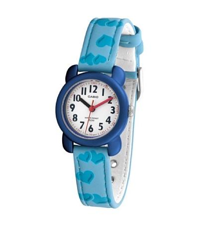 Casio LTR12B2B - Reloj Infantil textil Azul