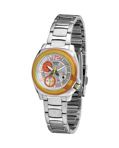 Casio LTP1320D9A - Reloj de Señora metálico Naranja / Amarillo