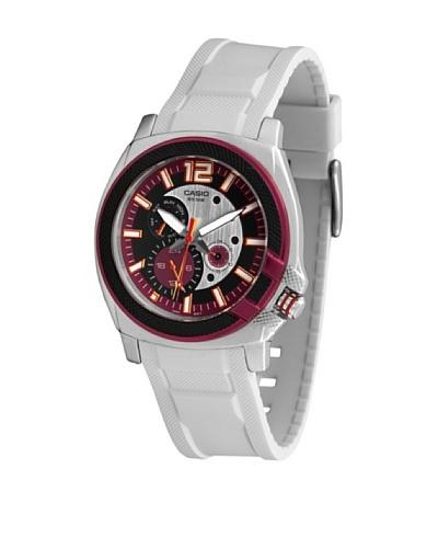 Casio MTP1316B4A1 - Reloj de Caballero caucho Rojo