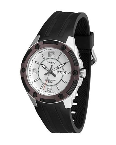Casio MTP13277A2 - Reloj de Caballero caucho Bronce