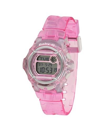 Casio BG169R4D - Reloj de Señora caucho Rosa
