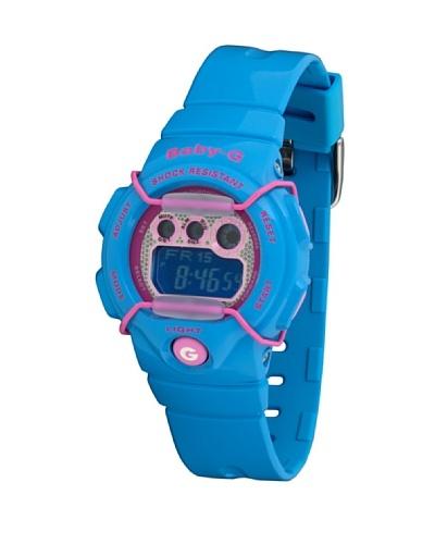 Casio BG1005M2D - Reloj de Señora caucho Azul