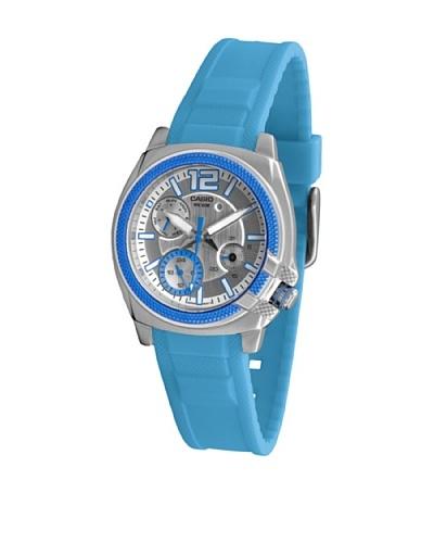 Casio LTP1320B2A2 – Reloj de Señora caucho Azul