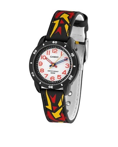 Casio MTR12B1B - Reloj Infantil textil Rojo