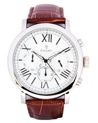 Cauny Reloj 670079C Marrón