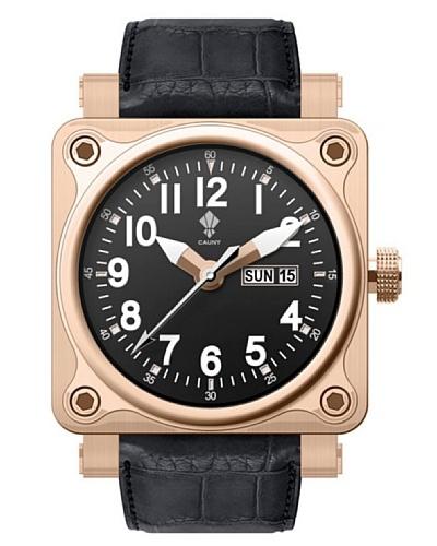 Cauny Reloj 480149C Negro