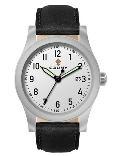 Cauny Reloj 480168C Negro