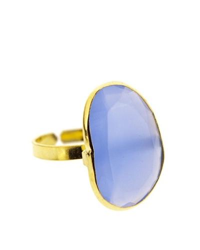 Córdoba Joyeros Anillo Luxury Thais Azul