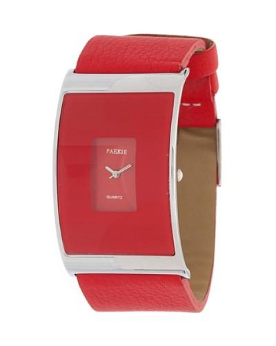 Córdoba Joyeros Reloj  Cuero Rojo