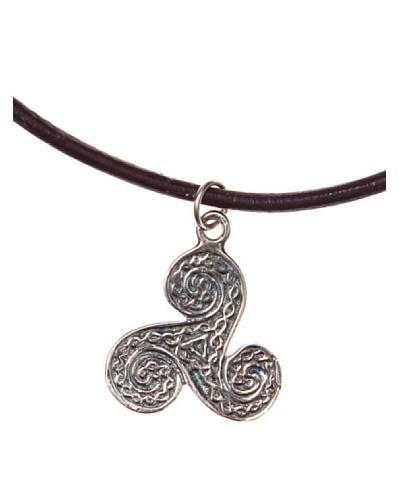 Córdoba Joyeros Gargantilla Amuleto Trisquel Equilibrio