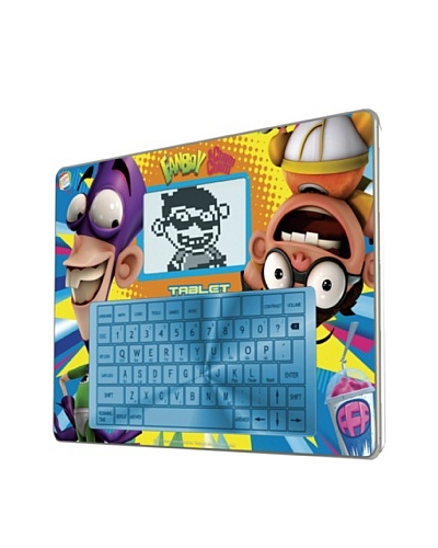 Cefa Toys Tablet Fanboy Chum-Chum