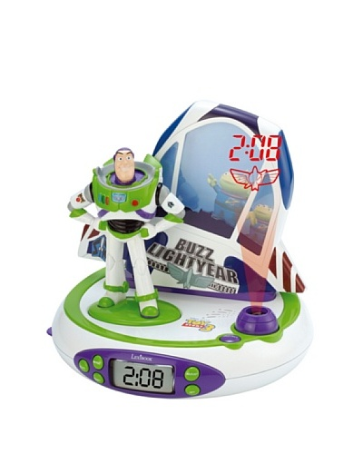 Cefatronic Radio Despertador proyector Toy Story 3