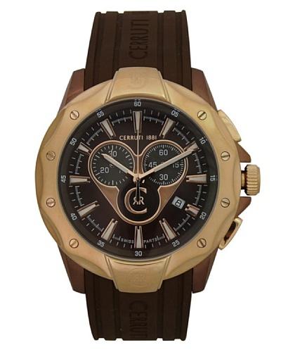 Cerruti Reloj CRA026L235G Marrón