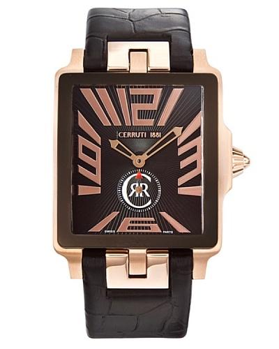 Cerruti Reloj CRB002D222D Negro