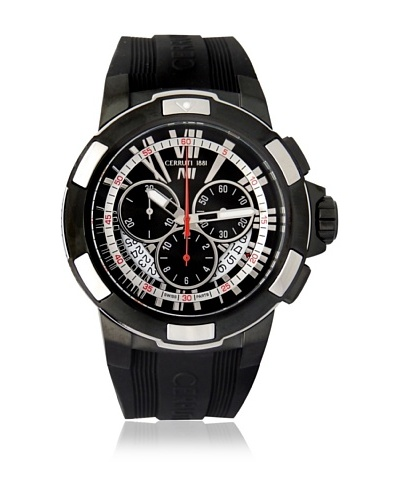Cerruti Reloj CRA039F222G Negro