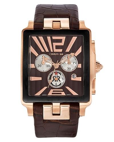 Cerruti Reloj CRB001C233G Marrón