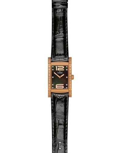 Charmex Reloj 6007 Negro / Oro Rosa