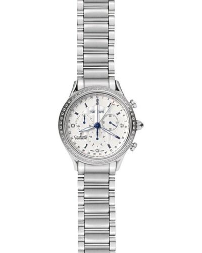 Charmex Reloj 1885 Plata / Blanco