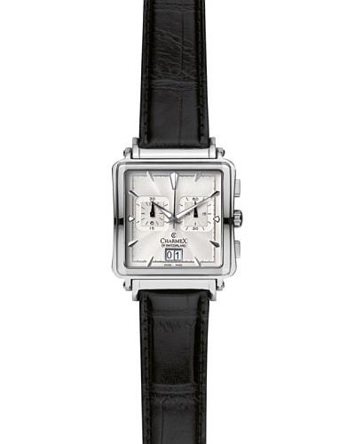 Charmex Reloj 1925 Negro / Plata
