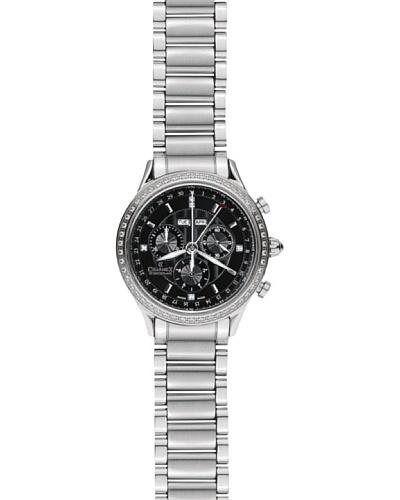 Charmex Reloj 1886 Plata / Negro