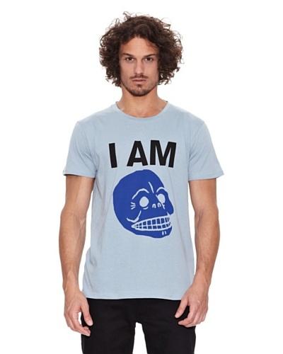 Cheap Monday Camiseta Básico Azul