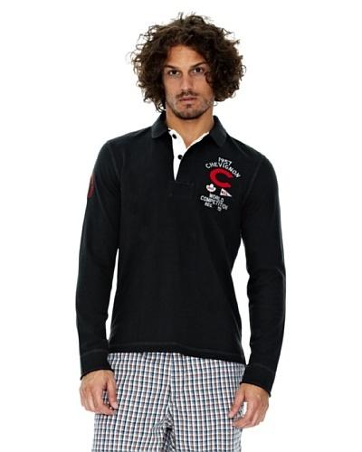 Chevignon Polo Cardiff Negro