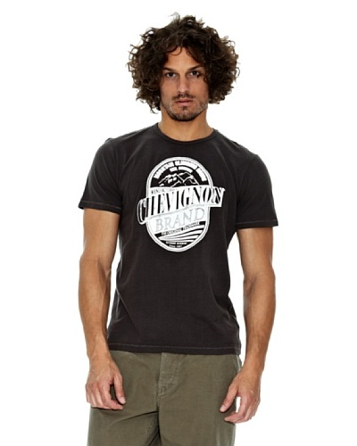 Chevignon Camiseta Blackburn Marrón Claro
