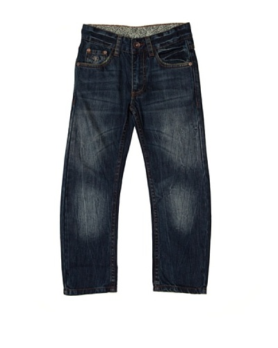 Chevignon Kids Pantalón King Of Field Azul Oscuro