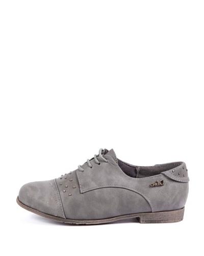 CHK10 Zapatos Blucher Tachas