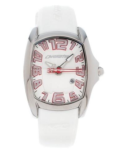 Chronotech Reloj Design First CT.7107L/62P Blanco