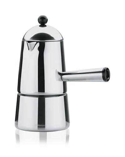 Cilio Cafetera «Cita» 6 Tazas Plata